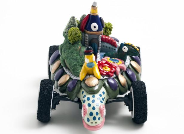 Snake Motors Turtle Car Front