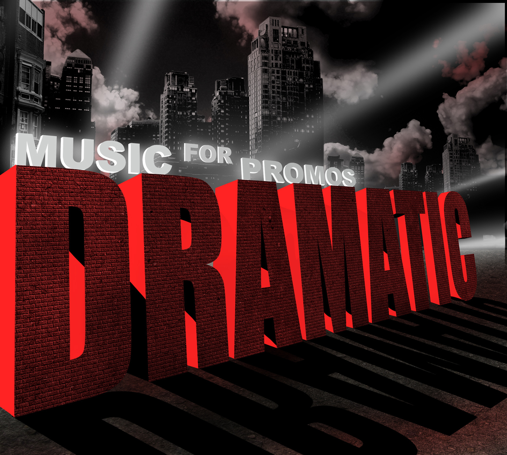 Dramatic Music For Promos
