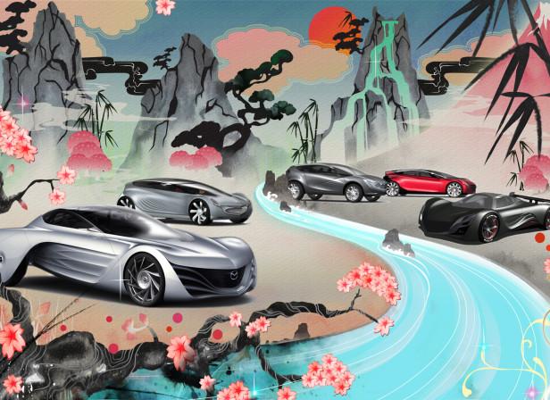Mazda Automobile Magazine