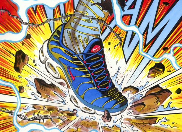 Footlocker Nike