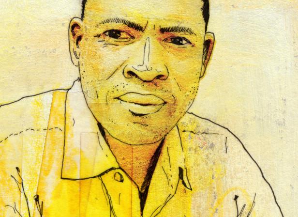 Afro American Portrait Tearfund Charity