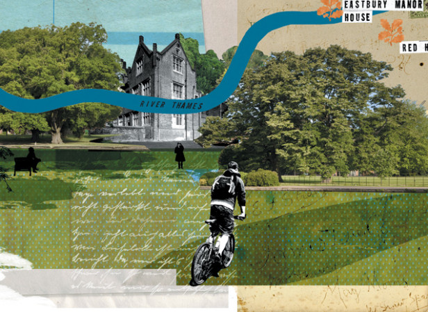 Properties Along the River Thames National Trust Magazine