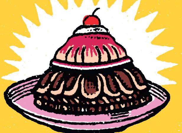 Jamie Oliver's Puddings