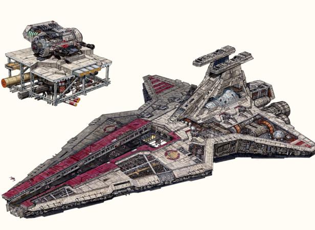 Jedi Cruiser