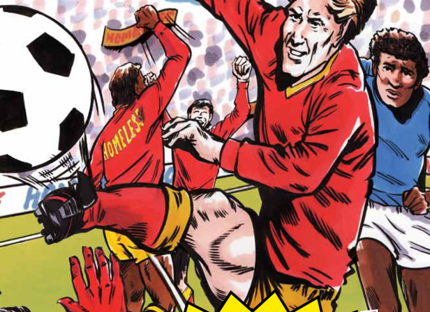 The Real World Cup / The Big Issue