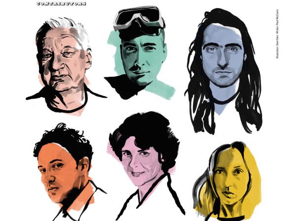 Wallpaper* Portraits