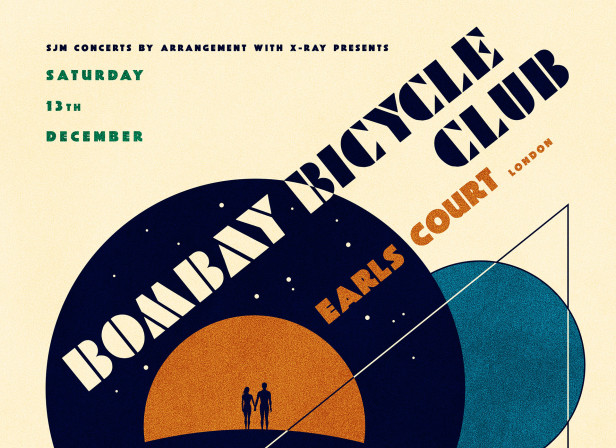 Earls Court / Bombay Bicycle Club