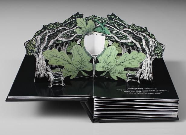 Savoy Menu / Joe Wilson Collaboration