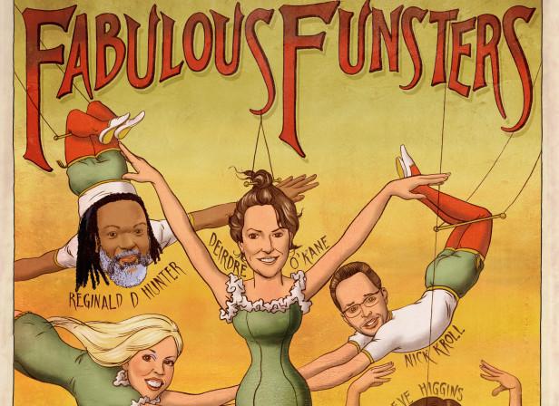 Fabulous Funsters / Vodafone Comedy Festival