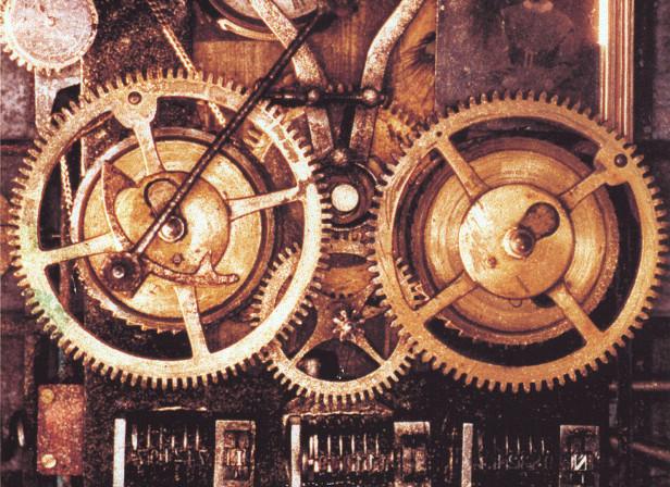 The Influencing Engine / Richard Hayden