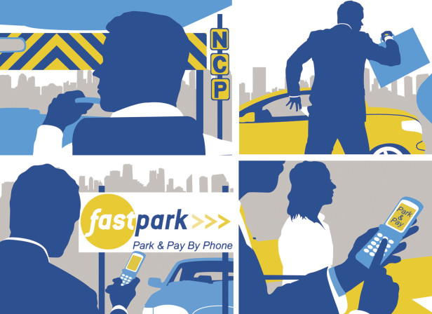 NCP Park and Pay