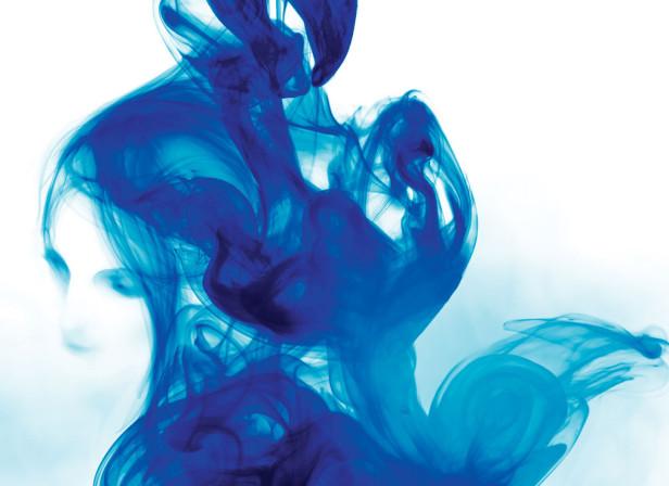 Blue Ink / Face