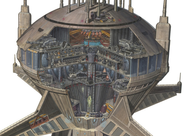 Sith Medical Tower