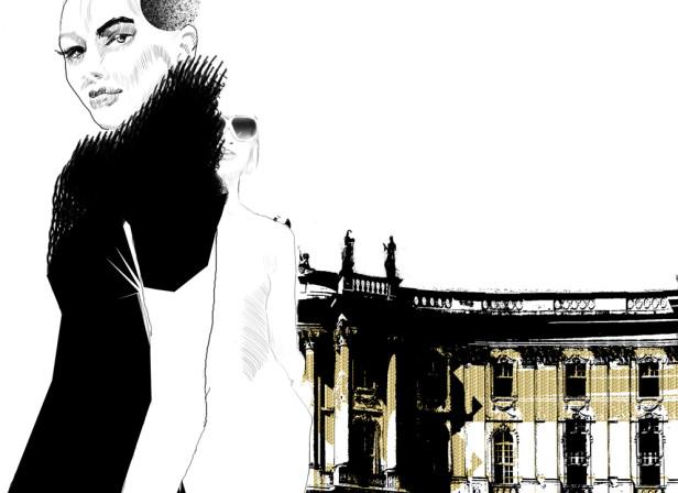 Berlin Fashion Week Zitty Magazine