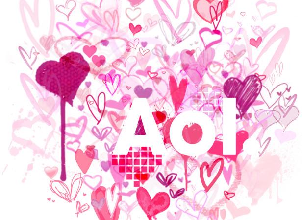 AOL Valentines