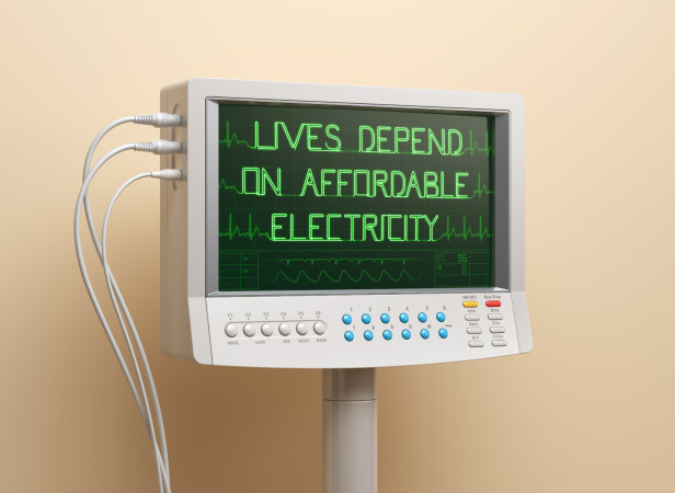 TriState Lives Depend On Affordable Electricity