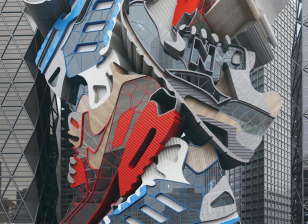 Sneaker Tectonics