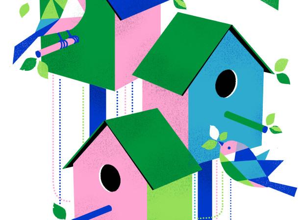 Itella Birdhouse