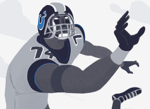 Tackle / NFL Magazine
