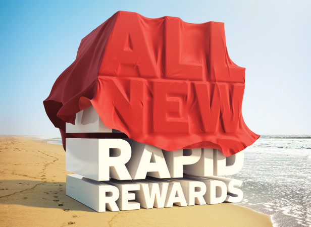 Southwest All New Rapid Rewards