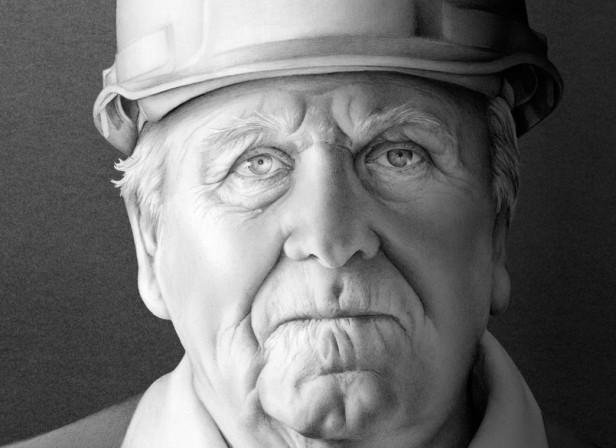 Elderly Male Portrait