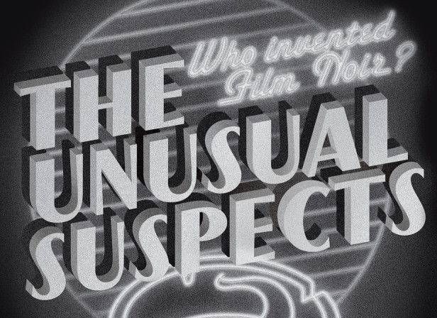 The Guide Cover - The Unusual Suspects