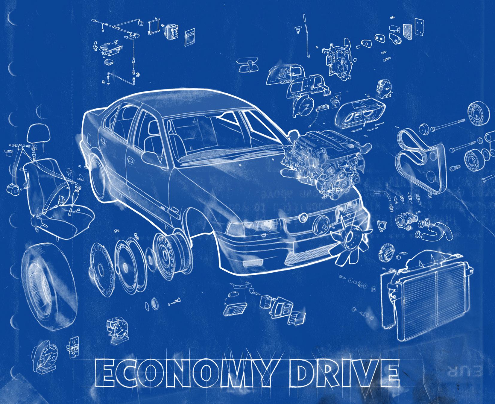 Economy Drive / Supply Management Magazine