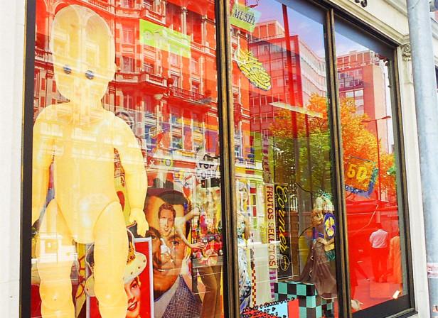 Harvey Nichols Jubilee Window Display 4