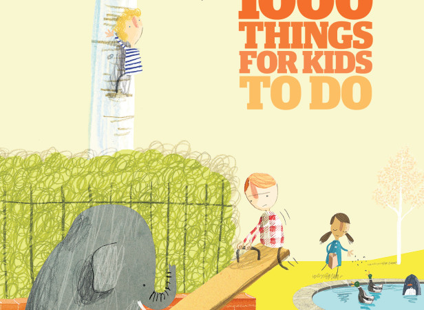 1000 Things For Kids To Do Elephant
