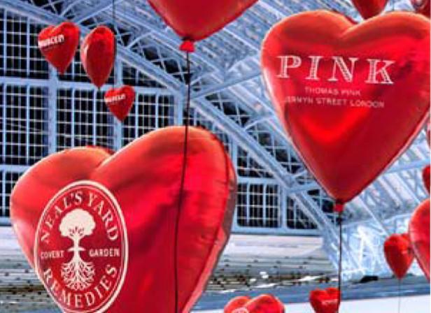 St Pancras Valentine's Day