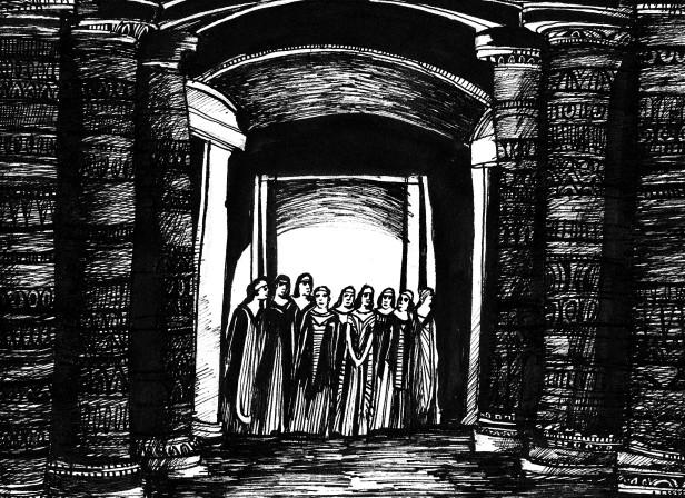 Faber Wizards Apprentice Temple Cult