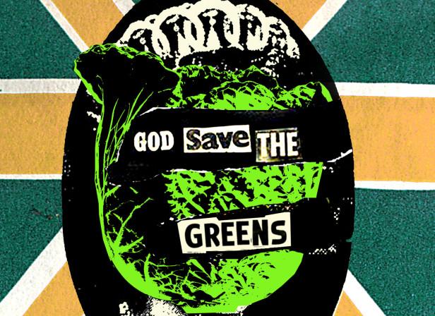 god save the greens