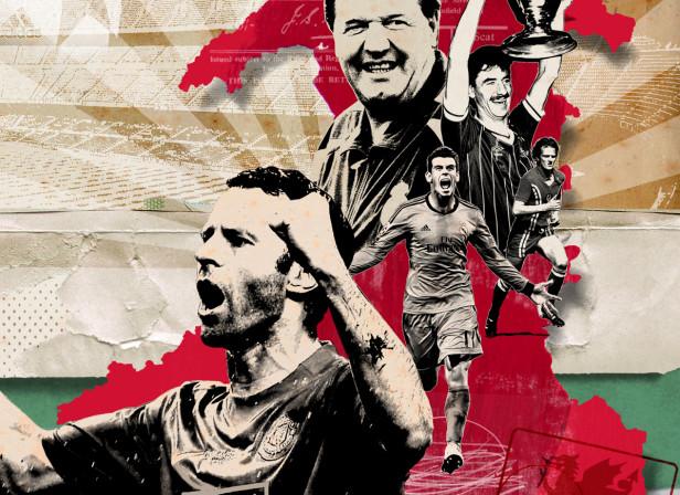Dragons Den Wales UEFA Champions Matchday Magazine