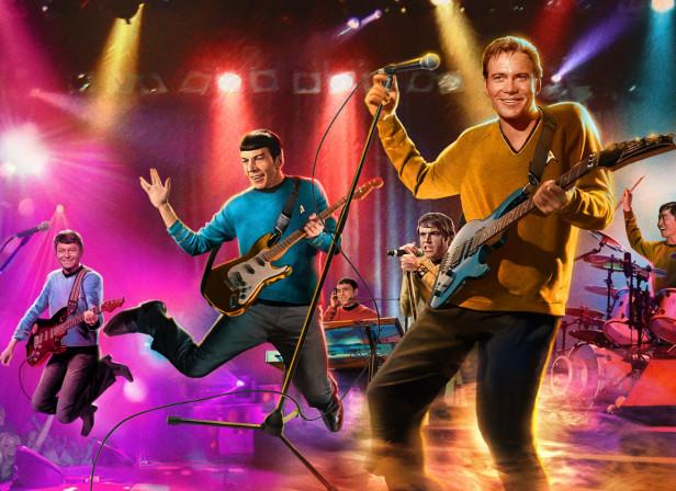 Sci Fi Channel Star Trek