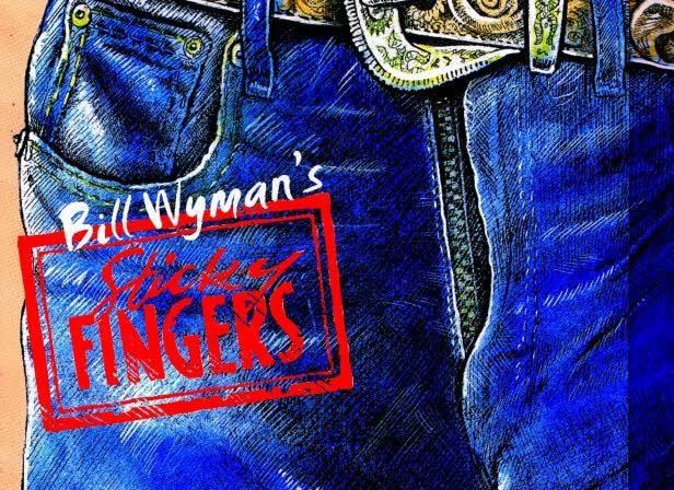 Bill Wyman's Sticky Fingers