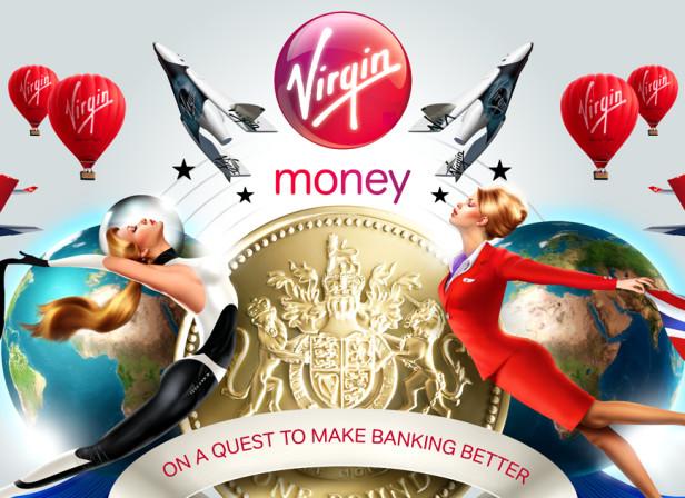 Virgin Money 48 Sheet