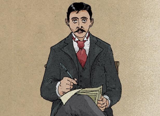 Marcel Proust / The Telegraph