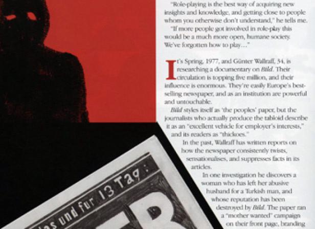 Journalist Editorial