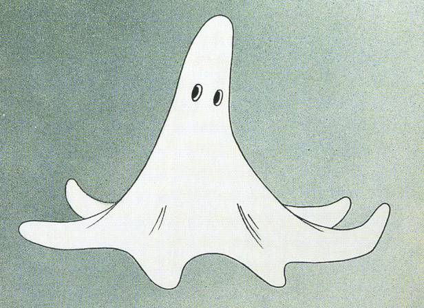 Flippin Ghost