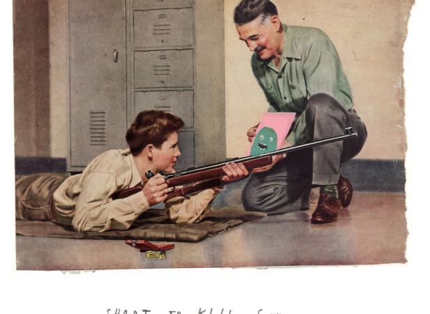 Shoot To Kill Son