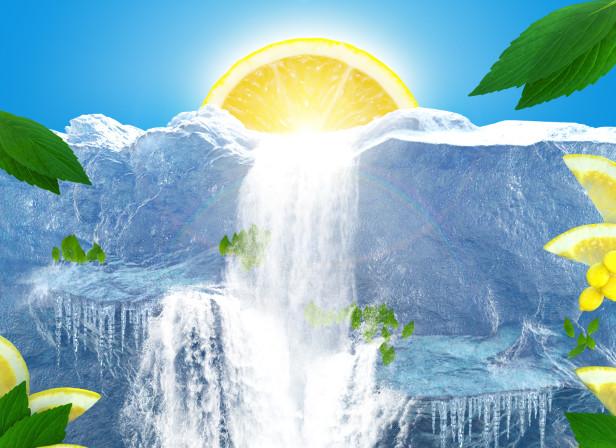 Costa Ice Mountain