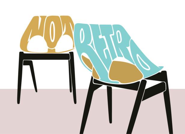 Jason Chairs / Not Retro