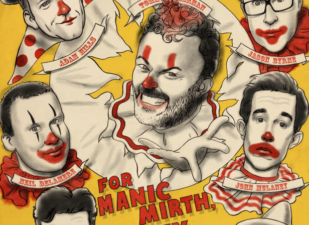 Circus / Vodafone Comedy Festival