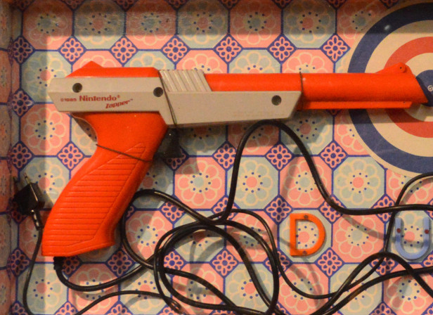 Duel Nintendo Binatone Guns