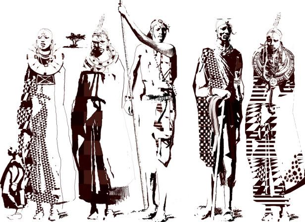 Maasai Wedding Creator Magazine