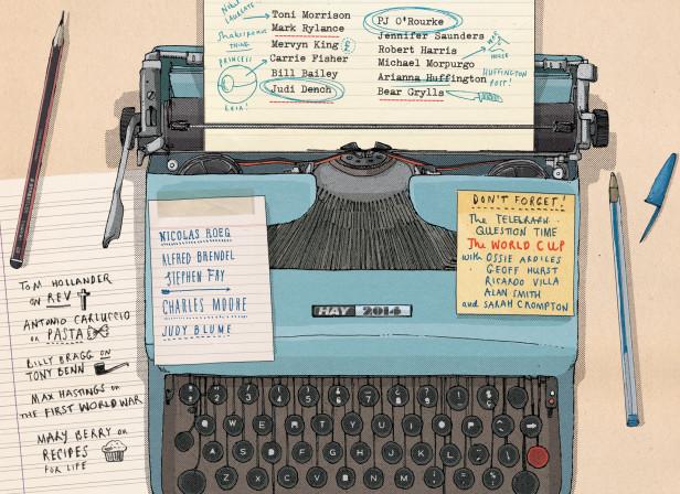 Typewriter / The Telegraph