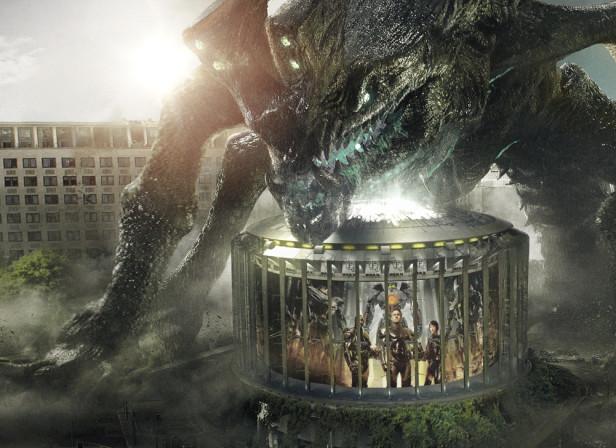Kaiju IMAX / Pacific Rim