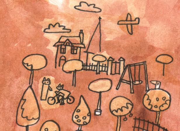 Sketchbook Park Life