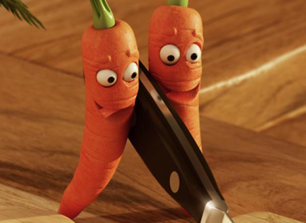 Ristorante Cantina Zurich Vegetables Carrots