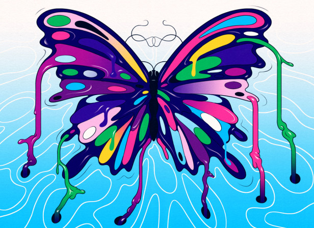 Lost You Butterfly
